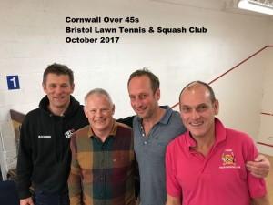 Over 45s Bristol Oct 17