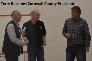 Terry Becket - President CCS&RA