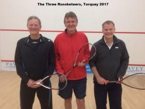 3 Russketeers