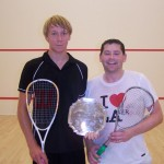 Jamie and Hatchy, Plate Winner and Runner-Up